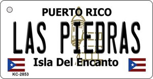 Las Piedras Puerto Rico Flag Wholesale Novelty Key Chain