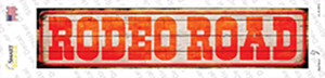 Rodeo Road Wholesale Novelty Narrow Sticker Decal