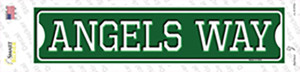 Angels Way Wholesale Novelty Narrow Sticker Decal