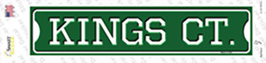 Kings Ct Wholesale Novelty Narrow Sticker Decal