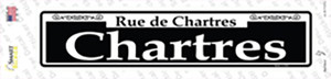 Chartres Wholesale Novelty Narrow Sticker Decal
