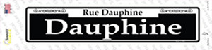 Dauphine Wholesale Novelty Narrow Sticker Decal