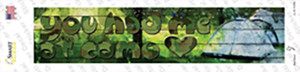 You Had Me At Camo Wholesale Novelty Narrow Sticker Decal
