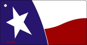 Texas State Flag Wholesale Novelty Key Chain