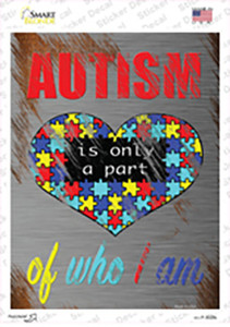 Part Of Who I Am Wholesale Novelty Rectangle Sticker Decal
