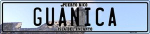 Guanica Puerto Rico Wholesale Novelty Metal European License Plate