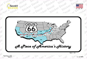 A Piece Of History Wholesale Novelty Sticker Decal