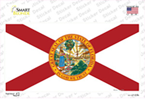 Florida State Flag Wholesale Novelty Sticker Decal