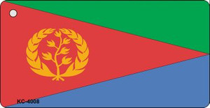 Eritrea Flag Wholesale Novelty Key Chain