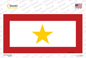 Gold Star Mother One Wholesale Novelty Sticker Decal