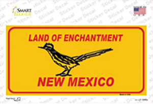 Road Runner New Mexico Wholesale Novelty Sticker Decal
