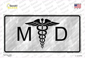 MD Wholesale Novelty Sticker Decal