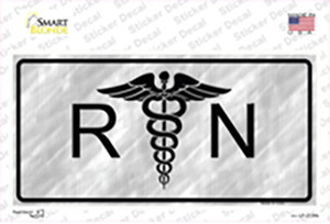 RN Wholesale Novelty Sticker Decal