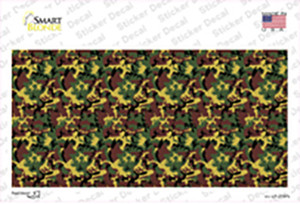 Camouflage Wholesale Novelty Sticker Decal