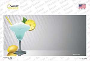 Margarita Time Offset Wholesale Novelty Sticker Decal