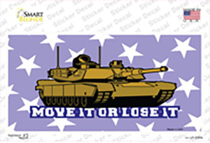 Move It Or Lose It Wholesale Novelty Sticker Decal