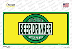 Beer Wholesale Novelty Sticker Decal