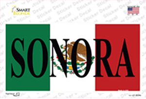 Sonora Wholesale Novelty Sticker Decal