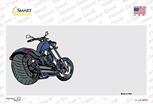 Motorcycle Offset Wholesale Novelty Sticker Decal