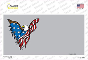 American Eagle Offset Wholesale Novelty Sticker Decal