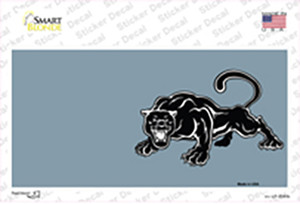 Black Panther Offset Wholesale Novelty Sticker Decal