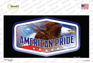 American Pride Wholesale Novelty Sticker Decal