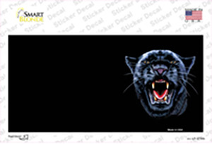 Panther Offset Wholesale Novelty Sticker Decal