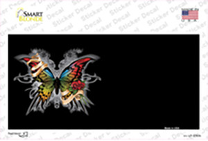 Butterfly Offset Wholesale Novelty Sticker Decal