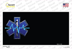 Medical Rescue Logo Offset Wholesale Novelty Sticker Decal