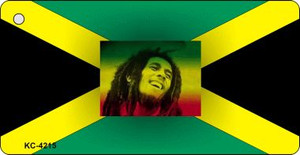 Jamaica Marley Flag Wholesale Novelty Key Chain