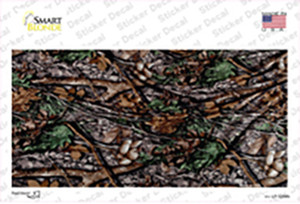 Branches Camouflage Wholesale Novelty Sticker Decal