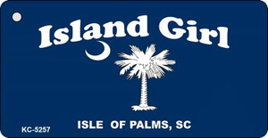 Island Girl Wholesale Novelty Key Chain