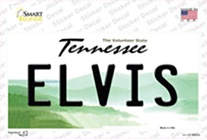 Elvis Tennessee Wholesale Novelty Sticker Decal