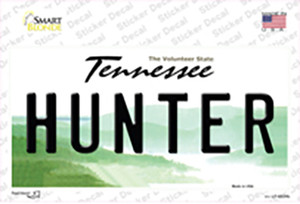 Hunter Tennessee Wholesale Novelty Sticker Decal