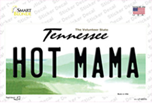 Hot Mama Tennessee Wholesale Novelty Sticker Decal