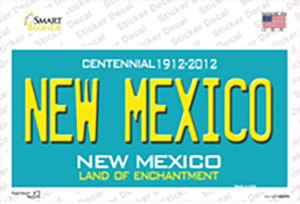 New Mexico Wholesale Novelty Sticker Decal