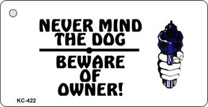 Beware Of Owner Wholesale Novelty Key Chain