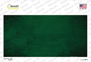Green Oil Rubbed Solid Wholesale Novelty Sticker Decal