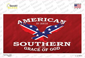 American By Birth Wholesale Novelty Sticker Decal