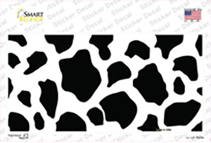 Cow Wholesale Novelty Sticker Decal