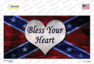 Bless Your Heart Wholesale Novelty Sticker Decal
