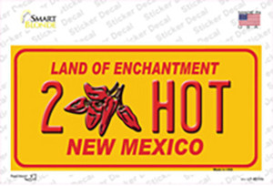 New Mexico 2 Hot Wholesale Novelty Sticker Decal