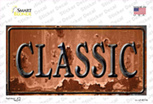 Classic Wholesale Novelty Sticker Decal