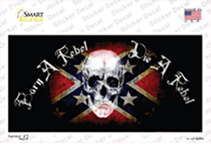 Born A Rebel Wholesale Novelty Sticker Decal