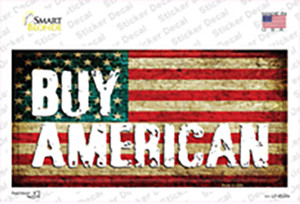 Buy American Wholesale Novelty Sticker Decal