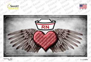 Love RN Wholesale Novelty Sticker Decal