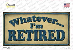 Retired Wholesale Novelty Sticker Decal