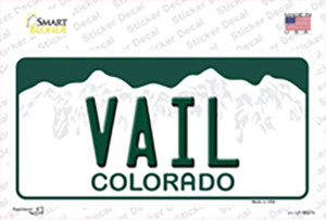 Vail Colorado Wholesale Novelty Sticker Decal