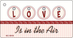 Love Is In The Air Wholesale Novelty Key Chain