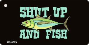 Shut Up And Fish Wholesale Novelty Key Chain